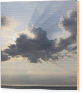 Sunbeams 2 Wood Print