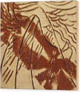 Sunblest - Tile Wood Print