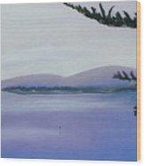 Sunday Morning Bodega Bay California Wood Print