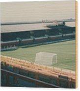 Sunderland - Roker Park - Clock Stand 1 - Leitch - 1970s Wood Print