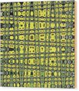 Sunflower #6595ew, Abstract, Wood Print