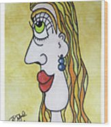 Sunny... - Ensoleille... Wood Print