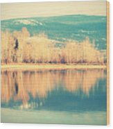 Sunoka In January 3 Wood Print