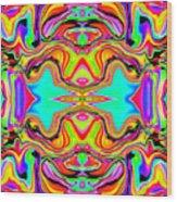 Sunrae Wood Print