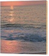 Sunrise 1 Wood Print