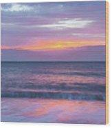 Sunrise 16-11-15 Wood Print