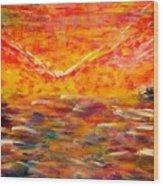 Sunrise #2 15-8 Wood Print