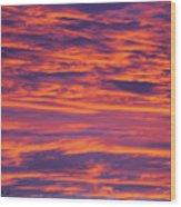 Sunrise #2 Wood Print
