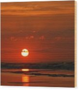 Sunrise 3 Wood Print