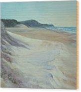 Sunrise Beach And Lions Head Noosa Heads Queensland Wood Print