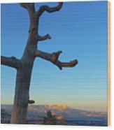 Sunrise Bryce Canyon Wood Print