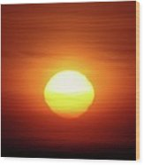 Sunrise In Othello  Wood Print