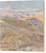 Sunset , John Singer Sargent Wood Print