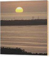 Sunset 0022 Wood Print