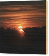 Sunset Dreams 2 Wood Print