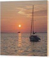 Sunset Dreams - Florida Wood Print