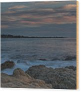 Sunset Over Point Joe Wood Print