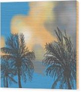 Bermuda High Wood Print