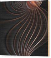 Sunset Surprise Wood Print