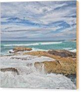 Sunshine Beach, Noosa Wood Print