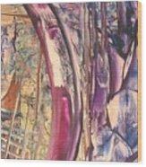 Sunward Wood Print