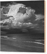 Super Cell Storm Florida Wood Print by Arni Katz
