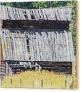 Superior, Montana 4 Wood Print