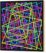 Supreme Sudoku1 - Negation Wood Print