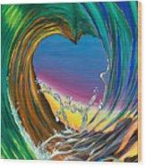 Surf Love Clark Little By Luke Wood Print