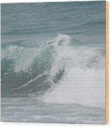 Surf Wood Print