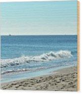 Surf Sounds 2 Wood Print