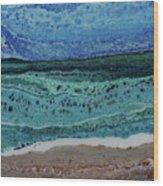 Surfside Wood Print