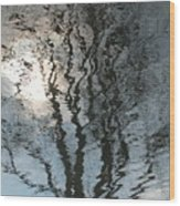 Surreal Sky Wood Print