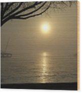 Surreal Sunrise 3 6 09 016 Wood Print