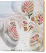 Surrealism Examined Wood Print
