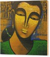 Sursundari 3 Wood Print