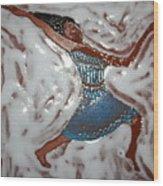 Susan - Tile Wood Print