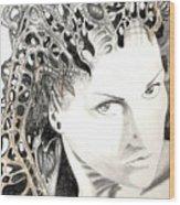 Susanna Wingarten Last Resort Of An Open Mind 2008 Wood Print