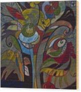 Suzane Wood Print