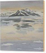 Svalbard Wood Print