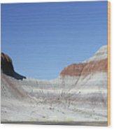 Sw24 Southwest Wood Print