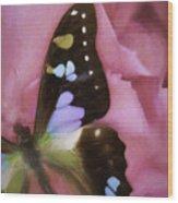Swallowtail Dreams Wood Print