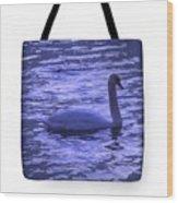 Swan Lake-tote Bag Wood Print
