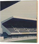 Swansea - Vetch Field - East Terrace 2 - 1970s Wood Print
