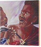 Swaziladies Wood Print