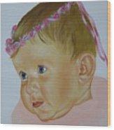 Sweet Child Wood Print