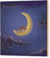 Sweet Dreams Wood Print
