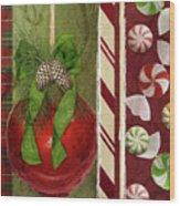 Sweet Holiday II Wood Print