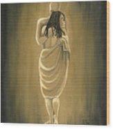 Sweet Whispers II Wood Print