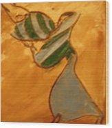 Sweetheart - Tile Wood Print
